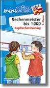 Rechenmeister bis 1000 Kopfrechentraining