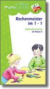 Rechenmeister im Einmaleins Kopfrechentraining ab Klasse 2
