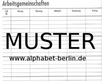Berliner Gruppentagebuch