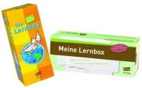 5 Fächer Lernbox, 10er Paket